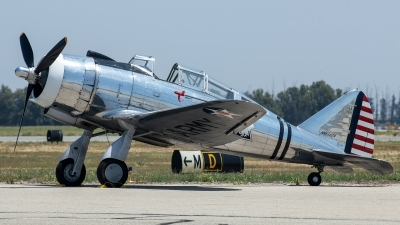 Photo ID 226136 by W.A.Kazior. Private Planes of Fame Air Museum Seversky AT 12 Guardsman, N55539