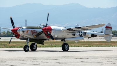 Photo ID 226157 by W.A.Kazior. Private Commemorative Air Force Lockheed P 38L Lightning, NL7723C