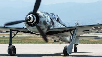 Photo ID 226148 by W.A.Kazior. Private Planes of Fame Air Museum Focke Wulf FW 190A 9, N190RF