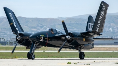 Photo ID 226151 by W.A.Kazior. Private Planes of Fame Air Museum Grumman F 7F 3P Tigercat, N700F