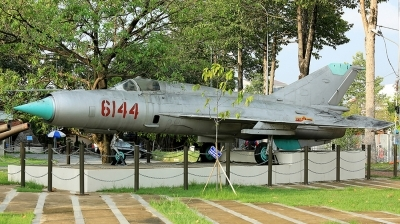 Photo ID 226141 by Thanh Ho. Vietnam Air Force Mikoyan Gurevich MiG 21PFM, 6144