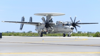Photo ID 226161 by Peter Boschert. USA Navy Grumman E 2D Advanced Hawkeye, 169066