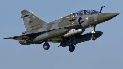 Photo ID 226232 by Rainer Mueller. France Air Force Dassault Mirage 2000D, 683
