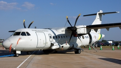 Photo ID 25847 by Michael Baldock. Italy Guardia di Finanza ATR ATR 42 400MP Surveyor, MM81361