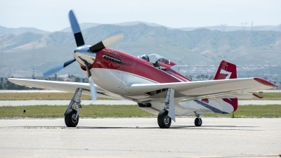 Photo ID 226236 by W.A.Kazior. Private Private North American P 51D Mustang, N71FT