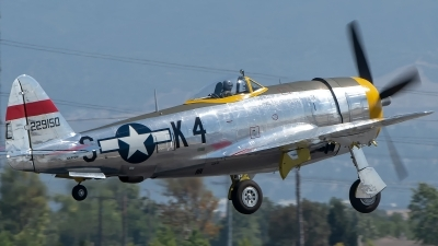 Photo ID 226216 by W.A.Kazior. Private Vintage Fighters LLC Republic P 47D Thunderbolt, NX47DM