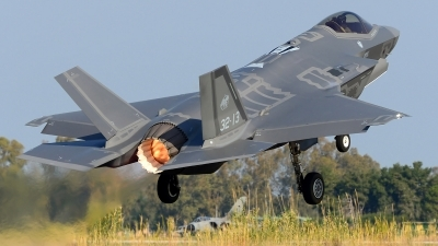 Photo ID 226223 by Stephan Franke - Fighter-Wings. Italy Air Force Lockheed Martin F 35A Lightning II, MM7337