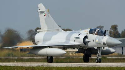 Photo ID 226220 by Stephan Franke - Fighter-Wings. United Arab Emirates Air Force Dassault Mirage 2000 9EAD, 758