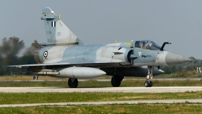 Photo ID 226229 by Stephan Franke - Fighter-Wings. Greece Air Force Dassault Mirage 2000EG, 231