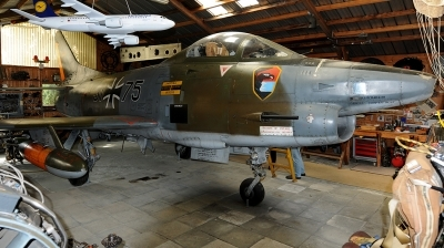 Photo ID 226231 by Florian Morasch. Germany Air Force Fiat G 91R3, 31 75