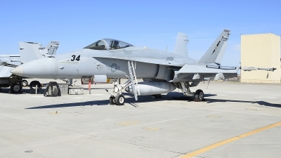 Photo ID 226353 by Peter Boschert. USA Navy McDonnell Douglas F A 18C Hornet, 164664