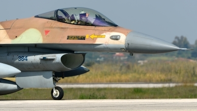 Photo ID 226256 by Stephan Franke - Fighter-Wings. Israel Air Force General Dynamics F 16C Fighting Falcon, 384