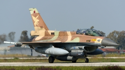 Photo ID 226257 by Stephan Franke - Fighter-Wings. Israel Air Force General Dynamics F 16D Fighting Falcon, 061