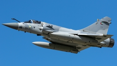Photo ID 226265 by Thomas Ziegler - Aviation-Media. United Arab Emirates Air Force Dassault Mirage 2000 9EAD, 738
