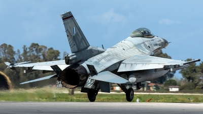 Photo ID 226272 by Thomas Ziegler - Aviation-Media. Greece Air Force General Dynamics F 16C Fighting Falcon, 066