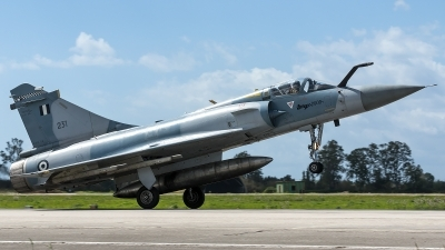 Photo ID 226379 by Thomas Ziegler - Aviation-Media. Greece Air Force Dassault Mirage 2000EG, 231
