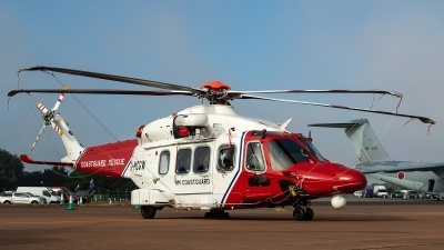 Photo ID 226642 by Thomas Ziegler - Aviation-Media. UK HM Coastguard AgustaWestland AW189, G MCGW