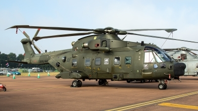 Photo ID 226441 by Thomas Ziegler - Aviation-Media. UK Navy AgustaWestland Merlin HC3A Mk512, ZK001