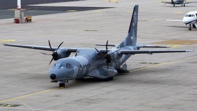 Photo ID 226280 by Lukas Kinneswenger. Poland Air Force CASA C 295M, 021