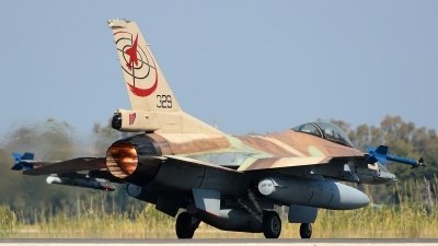 Photo ID 226311 by Stephan Franke - Fighter-Wings. Israel Air Force General Dynamics F 16C Fighting Falcon, 329