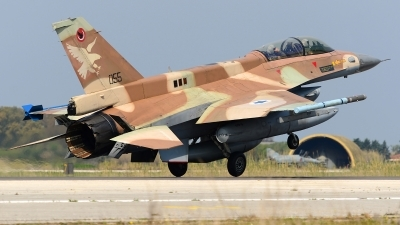 Photo ID 226312 by Stephan Franke - Fighter-Wings. Israel Air Force General Dynamics F 16D Fighting Falcon, 055