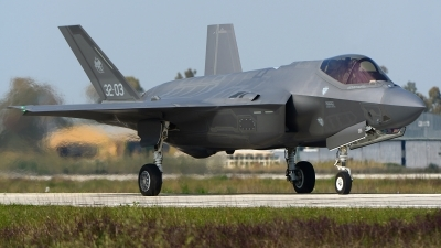 Photo ID 226300 by Stephan Franke - Fighter-Wings. Italy Air Force Lockheed Martin F 35A Lightning II, MM7334
