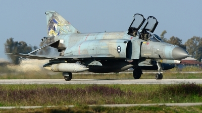Photo ID 226297 by Stephan Franke - Fighter-Wings. Greece Air Force McDonnell Douglas F 4E AUP Phantom II, 01505