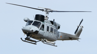 Photo ID 226307 by Manuel Fernandez. Spain Navy Agusta Bell AB 212ASW, HA 18 6