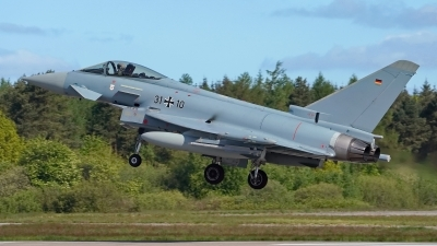 Photo ID 226306 by Dieter Linemann. Germany Air Force Eurofighter EF 2000 Typhoon S, 31 10