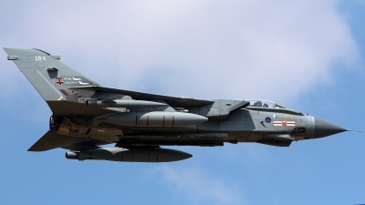 Photo ID 226327 by Thomas Ziegler - Aviation-Media. UK Air Force Panavia Tornado GR4, ZA607