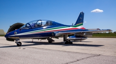 Photo ID 226368 by Mathias Grägel - GME-AirFoto. Italy Air Force Aermacchi MB 339PAN, MM54517