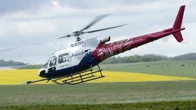 Photo ID 226373 by Joop de Groot. UK QinetiQ Airbus Helicopters H 125, G ETPF
