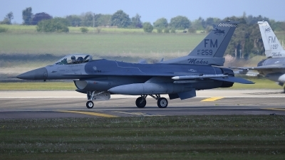 Photo ID 226767 by Peter Boschert. USA Air Force General Dynamics F 16C Fighting Falcon, 87 0259