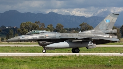 Photo ID 226496 by Thomas Ziegler - Aviation-Media. Greece Air Force General Dynamics F 16C Fighting Falcon, 531