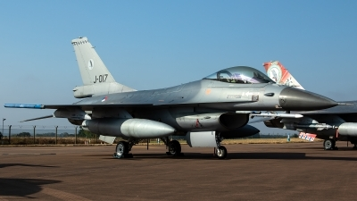 Photo ID 226474 by Thomas Ziegler - Aviation-Media. Netherlands Air Force General Dynamics F 16AM Fighting Falcon, J 017