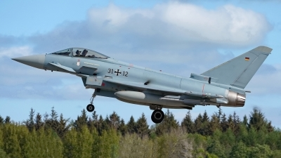Photo ID 226540 by Dieter Linemann. Germany Air Force Eurofighter EF 2000 Typhoon S, 31 12