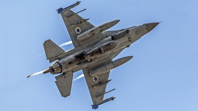 Photo ID 227258 by Anthony Hershko. Israel Air Force General Dynamics F 16D Fighting Falcon, 061