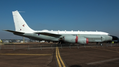 Photo ID 226591 by Thomas Ziegler - Aviation-Media. UK Air Force Boeing RC 135W Rivet Joint 717 158, ZZ665