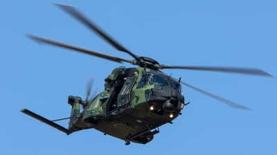 Photo ID 226606 by Thomas Ziegler - Aviation-Media. Finland Army NHI Hkp14A NH 90TTH, NH 219