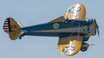 Photo ID 226563 by W.A.Kazior. Private Planes of Fame Air Museum Boeing P 26A Peashooter, NX3378G