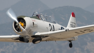 Photo ID 226607 by W.A.Kazior. Private Private North American T 6G Texan, N7613C