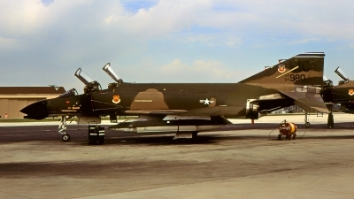 Photo ID 226571 by Gerrit Kok Collection. USA Air Force McDonnell Douglas F 4D Phantom II, 64 0980