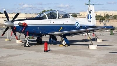 Photo ID 226683 by Ray Biagio Pace. Greece Air Force Raytheon T 6A Texan II, 038