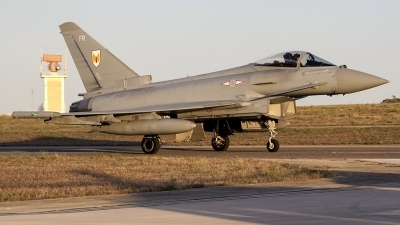 Photo ID 226662 by Ray Biagio Pace. UK Air Force Eurofighter Typhoon FGR4, ZK327
