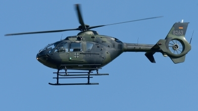 Photo ID 226682 by Klemens Hoevel. Germany Army Eurocopter EC 135T1, 82 63