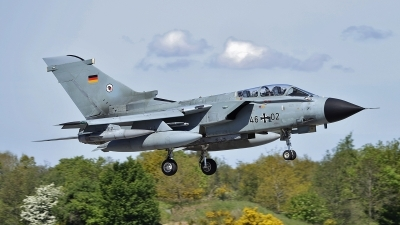 Photo ID 226647 by Frank Kloppenburg. Germany Air Force Panavia Tornado IDS, 46 02