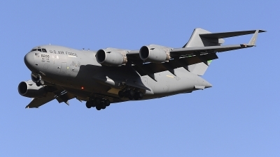 Photo ID 226660 by Peter Boschert. USA Air Force Boeing C 17A Globemaster III, 08 8200