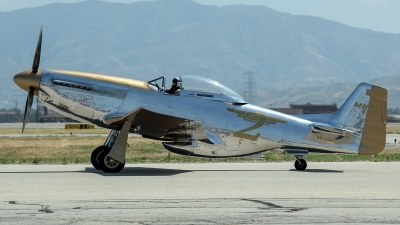 Photo ID 227087 by W.A.Kazior. Private Private North American P 51D Mustang, NX551MB