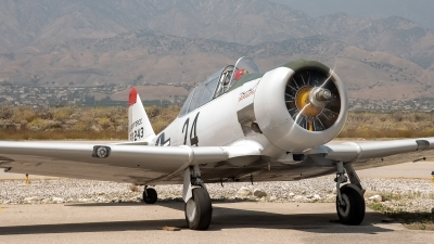 Photo ID 226668 by W.A.Kazior. Private Private North American T 6G Texan, N7613C
