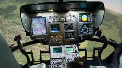 Photo ID 226720 by Sybille Petersen. Switzerland Armasuisse Eurocopter EC 635 Simulator,